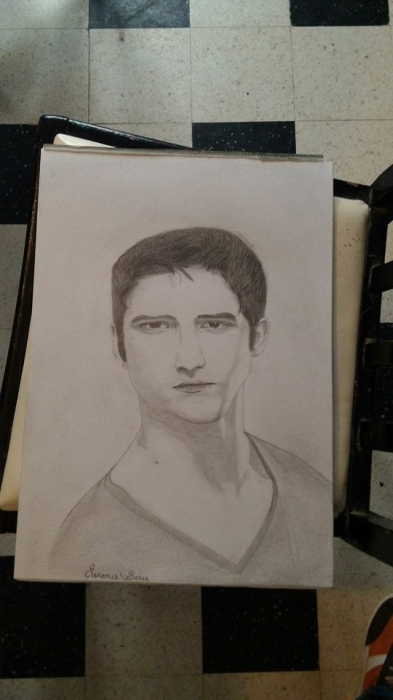 Tyler Posey by valou50530
